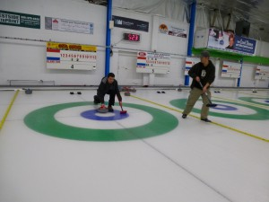 Curling A