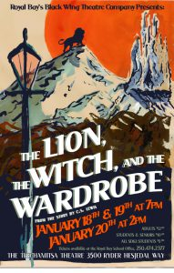 Royal Bay's The Lion, The Witch and The Wardrobe
