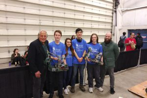 3rd Place Robotic Champions