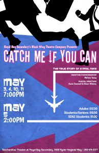 Royal Bay Theatre Production - Catch Me If You Can