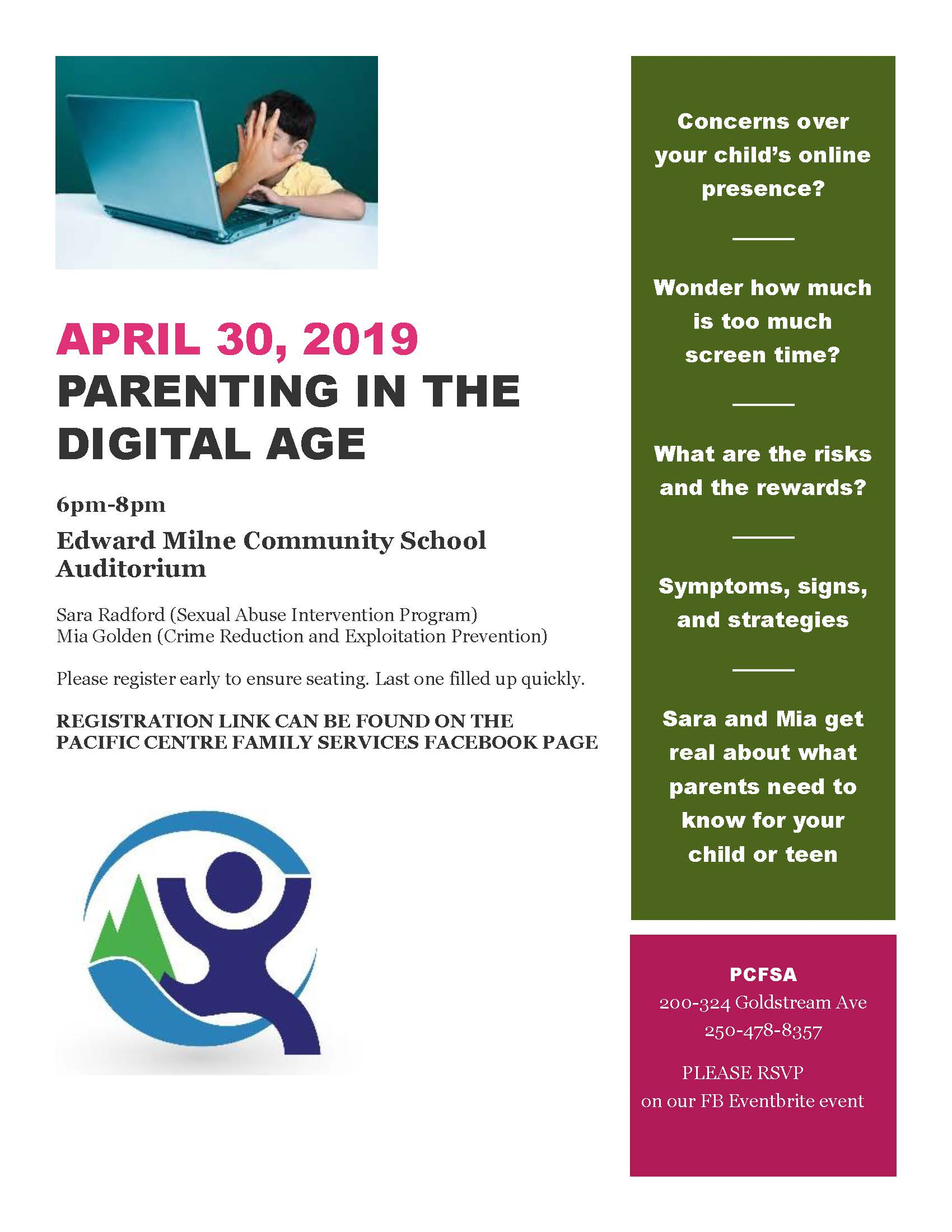 Parenting in a Digital Age Presentation